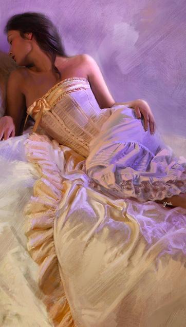 Romance ~ The Princess and the Pea