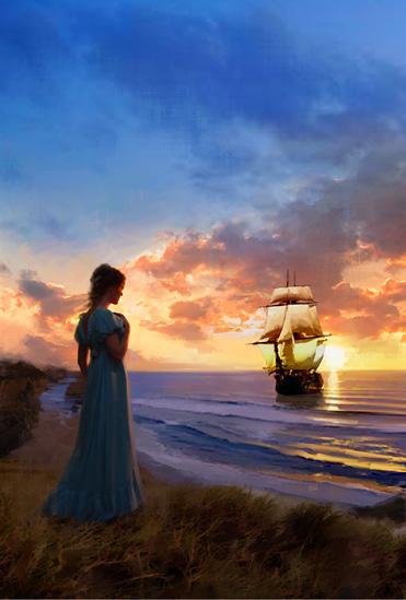 The Bride Ship ~ Harlequin Books
